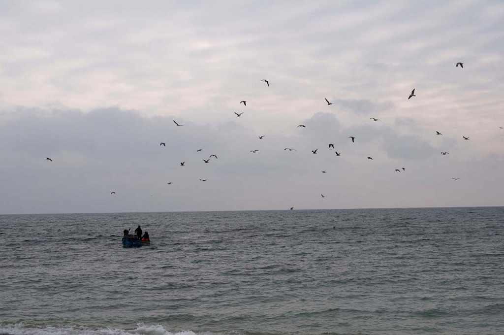 Село Крапец – рибарското селище