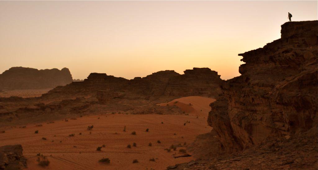Уади Рам – червената пустиня, Йордания – част II