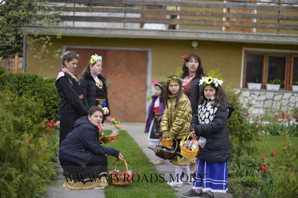 Село Чавдар – Лазаровден