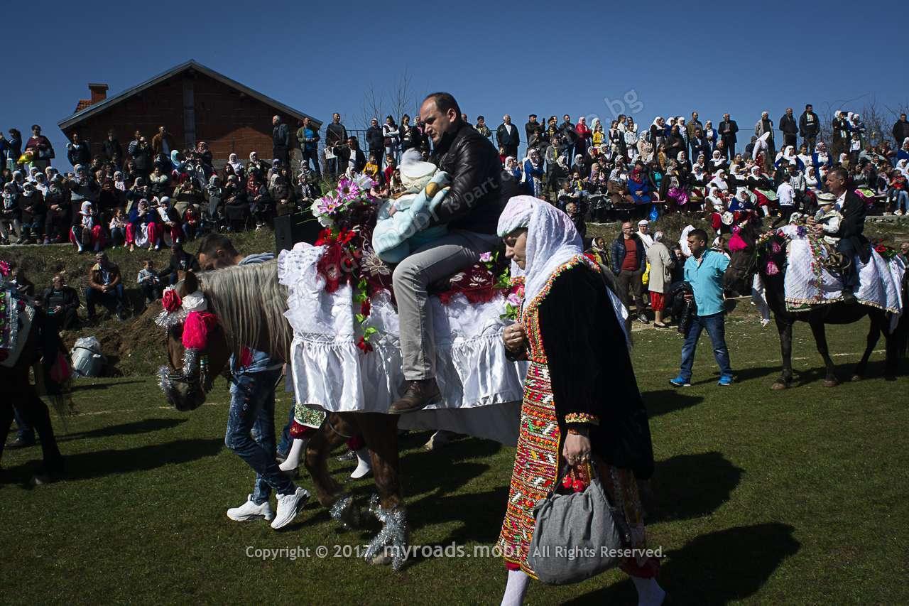 Сюнет в село Рибново – ритуал, 11 април 2021 + фотогалерия