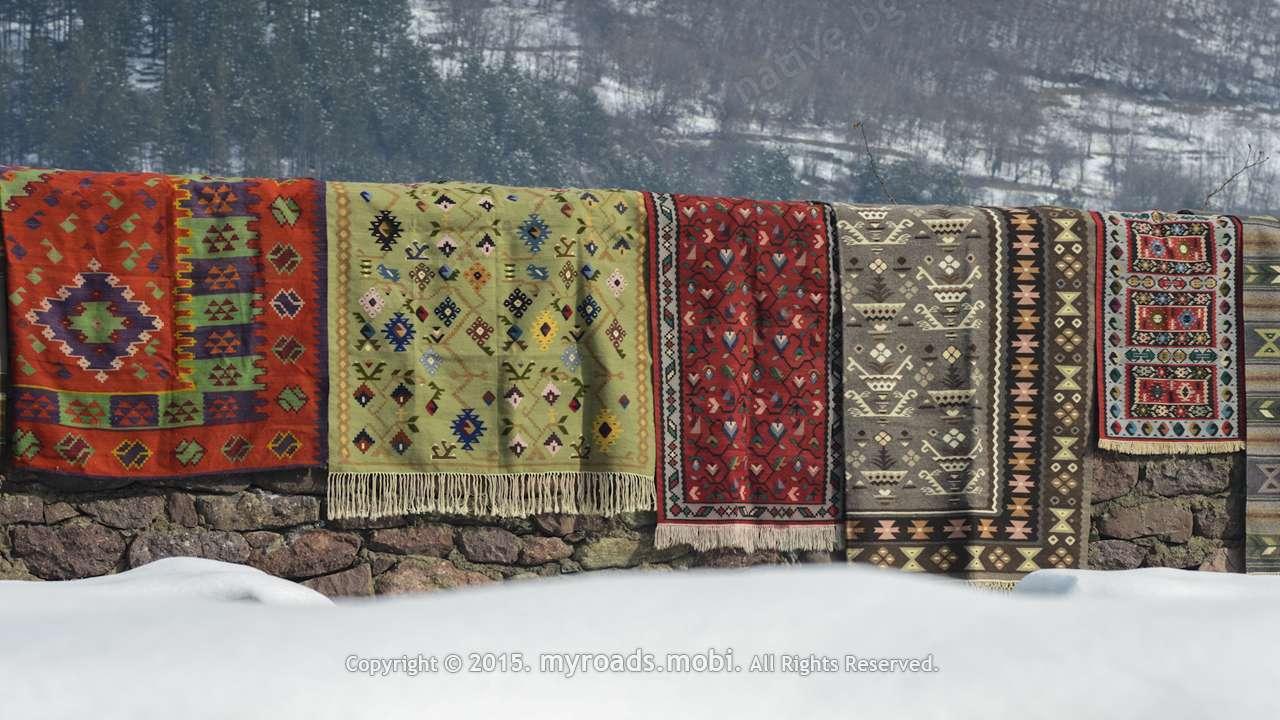 Чипровските килими – дух, втъкан в материя + фотогалерия