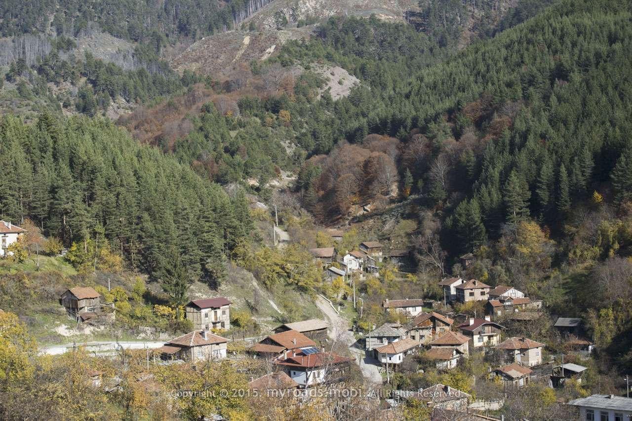 Село Гостун – една от перлите на Западни Родопи