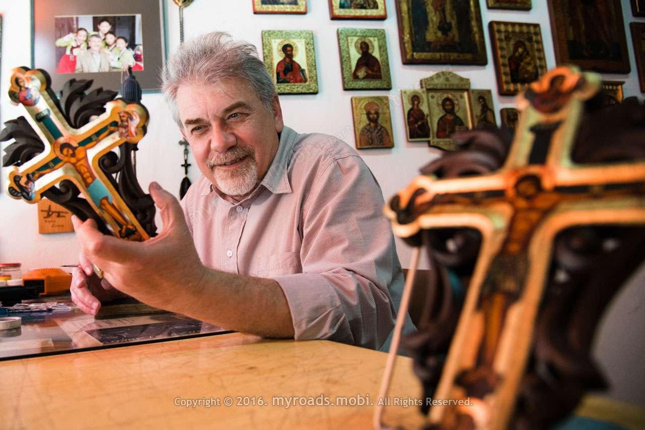 Иконопис – християнско изкуство и занаят – зограф Венцислав Щърков