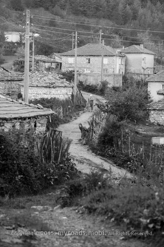 Село Чавка – самотно и тъжно
