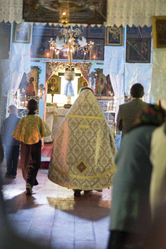 Великден при староверците от село Татарица