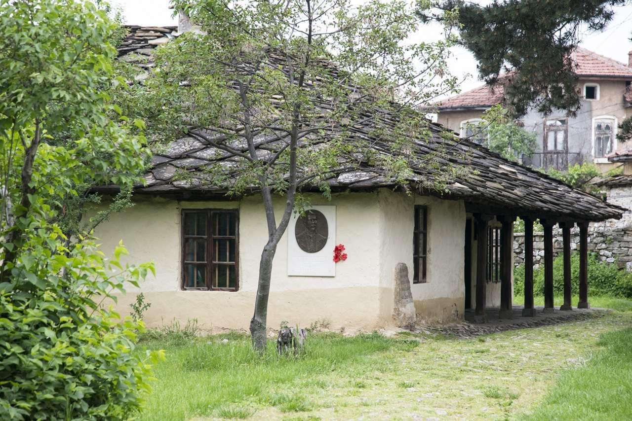 Къкринското ханче – където е заловен Васил Левски.