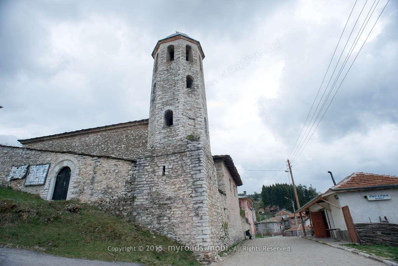 Село Лилково – високо в Родопите