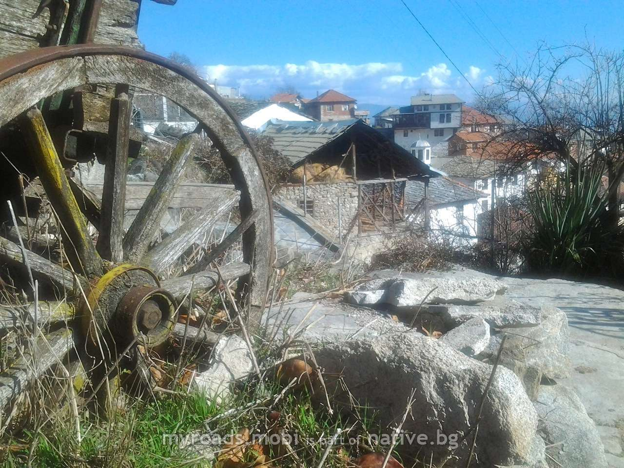 Село Делчево – малък таблетен репортаж