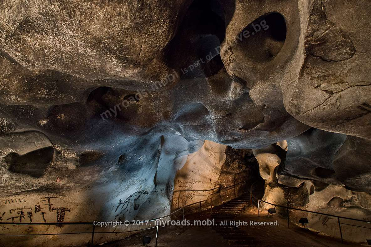 Пещера Магура – загадки в образи, фигури и рисунки на хиляди години! + фотогалерия