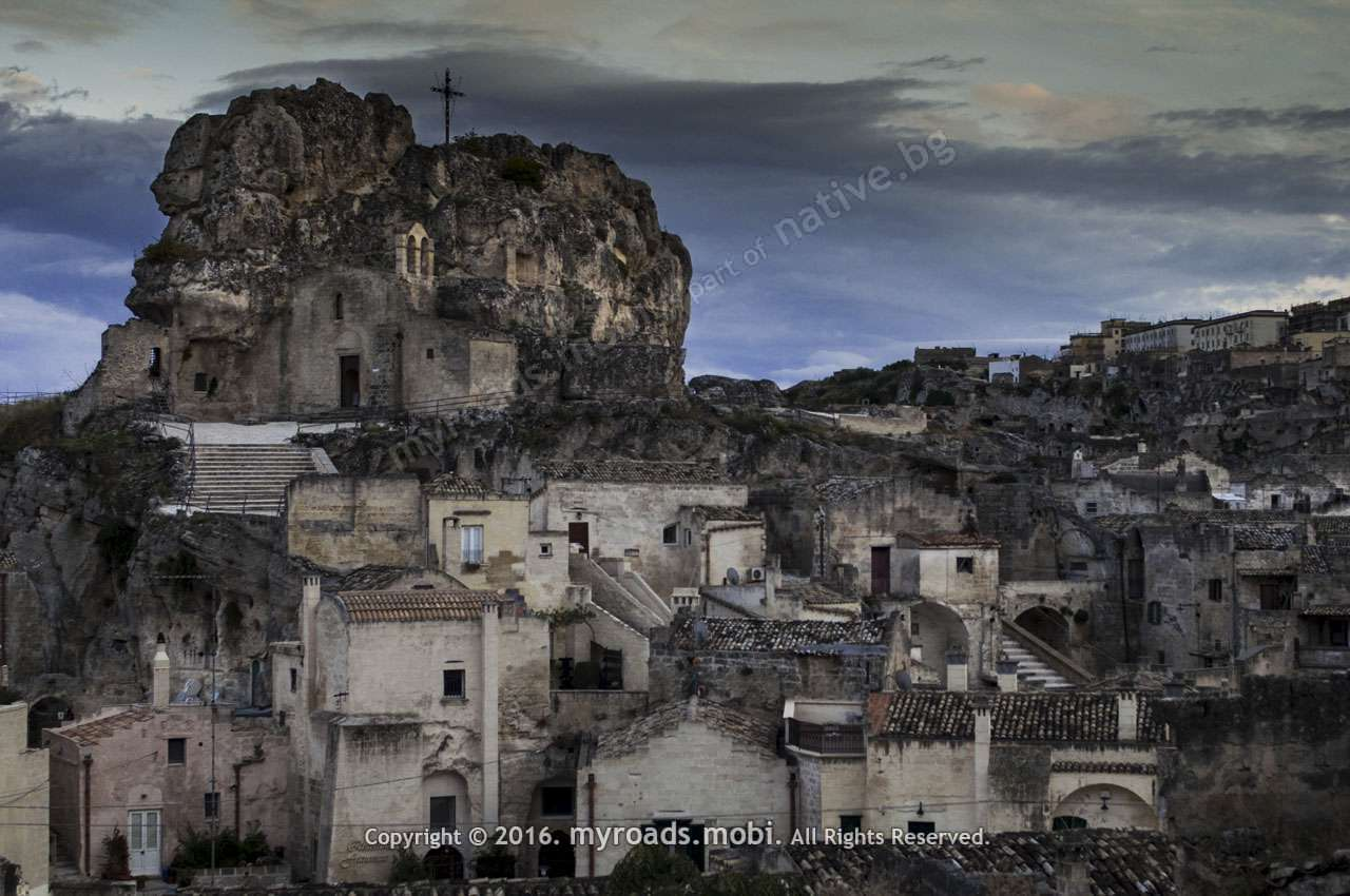 Попаднали в Италия – Матера, където и камъните имат корени!