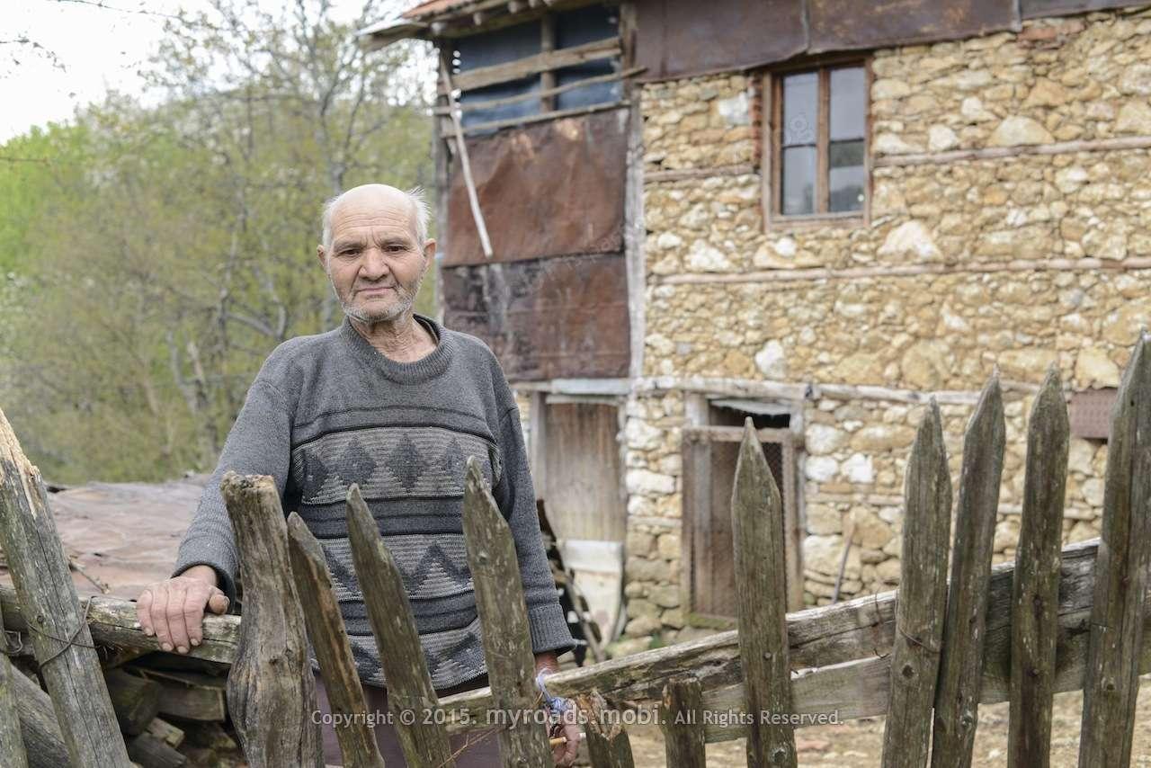 Метко – единственият жител на Кукутник