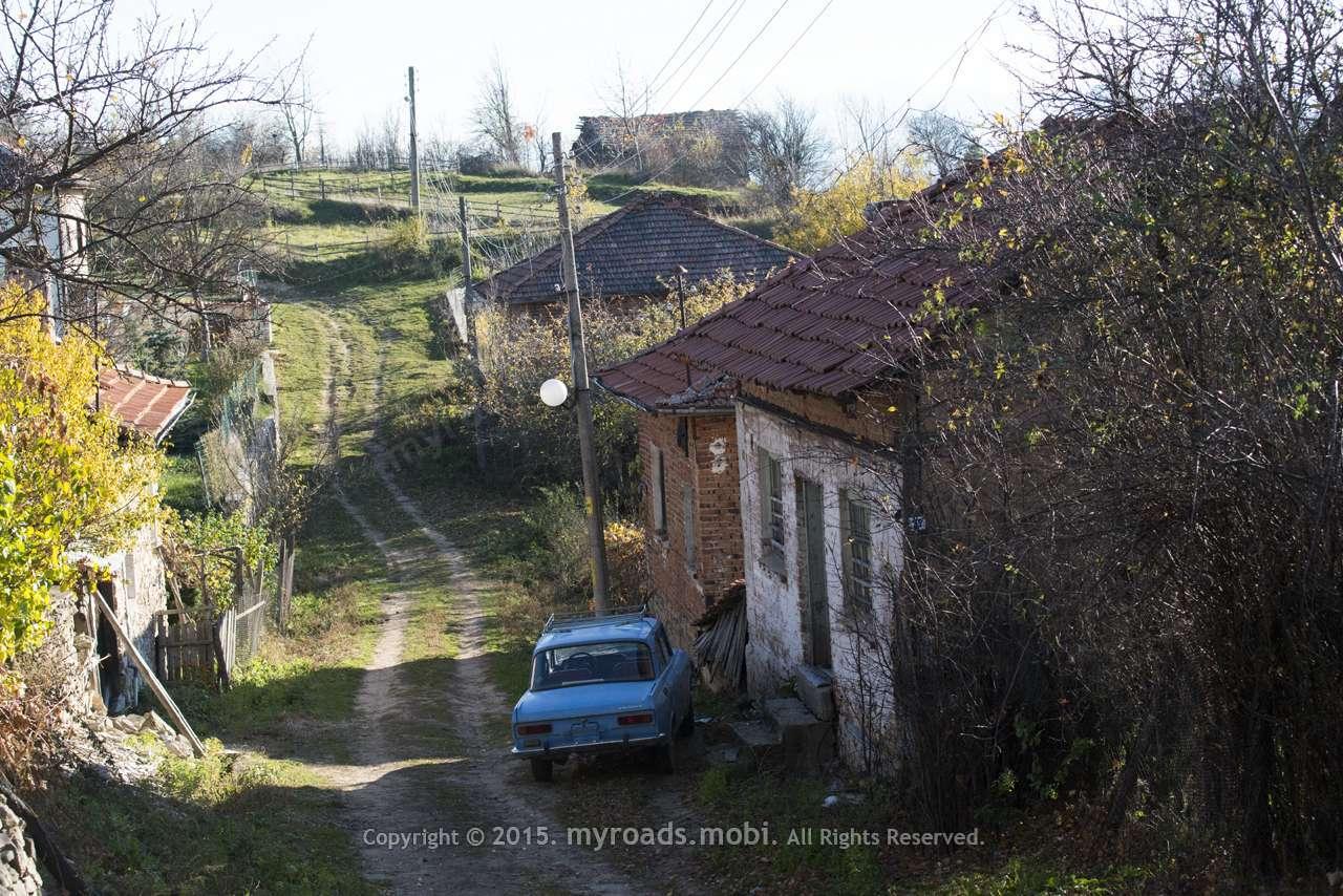 Село Обидим – едно от високопланинските български села