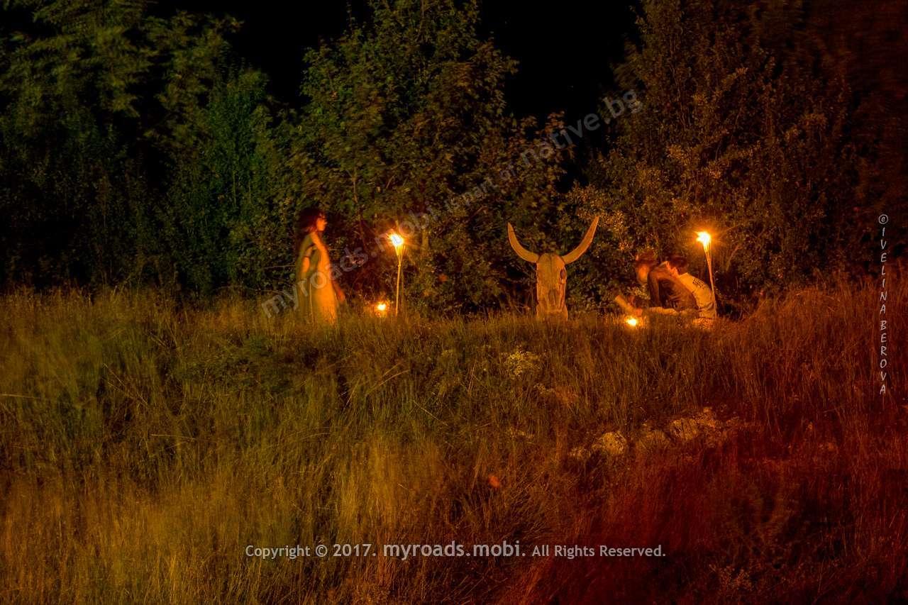 """Слънцето на Тодорка""2017 – фестивал за древни култури"