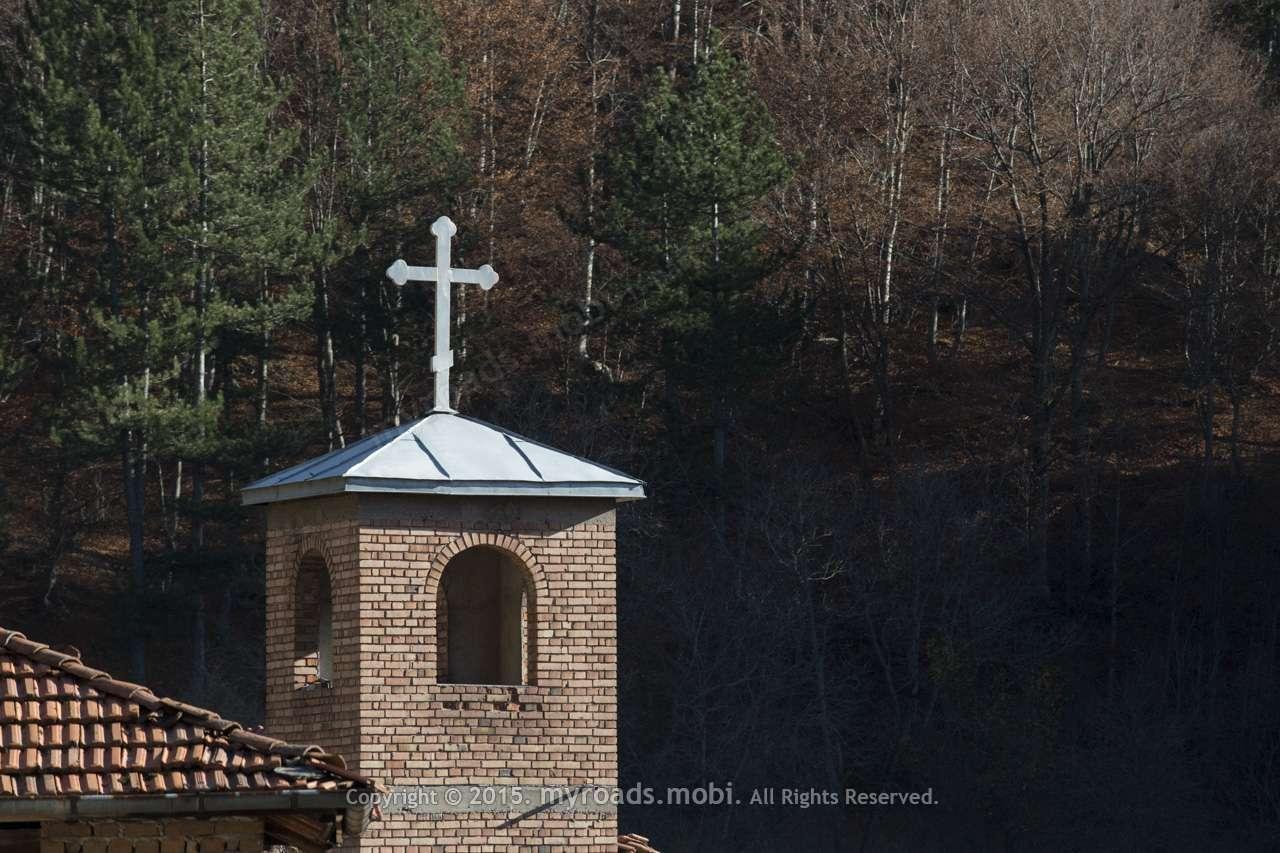 Село Осеново в Западните Родопи