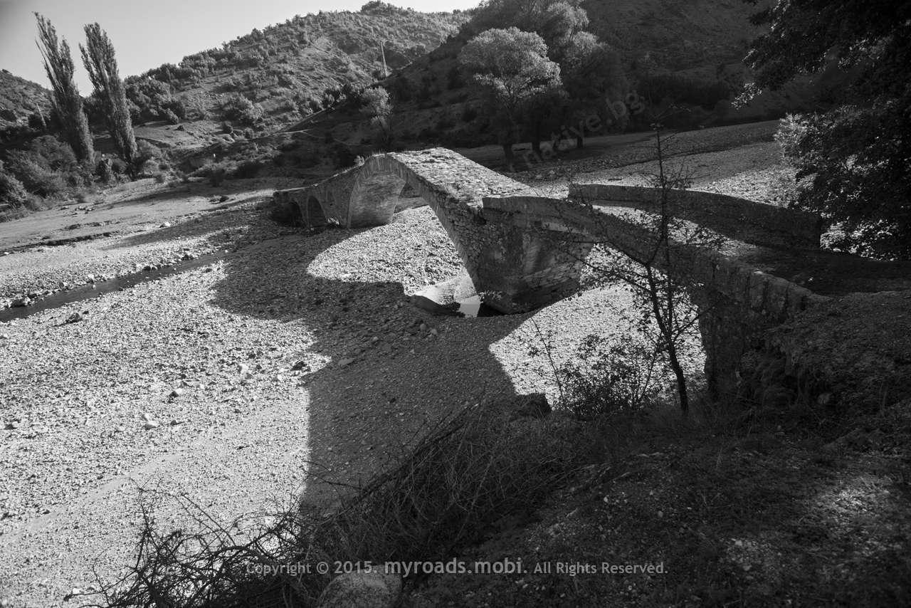 Село Ненково – римски мост