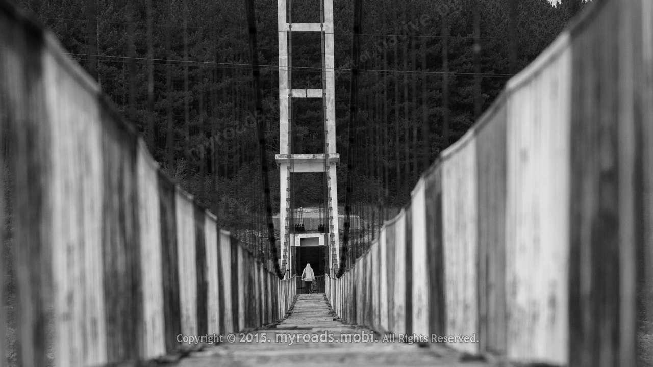 Село Лисиците IIч. – Човекът, който обгрижва моста.