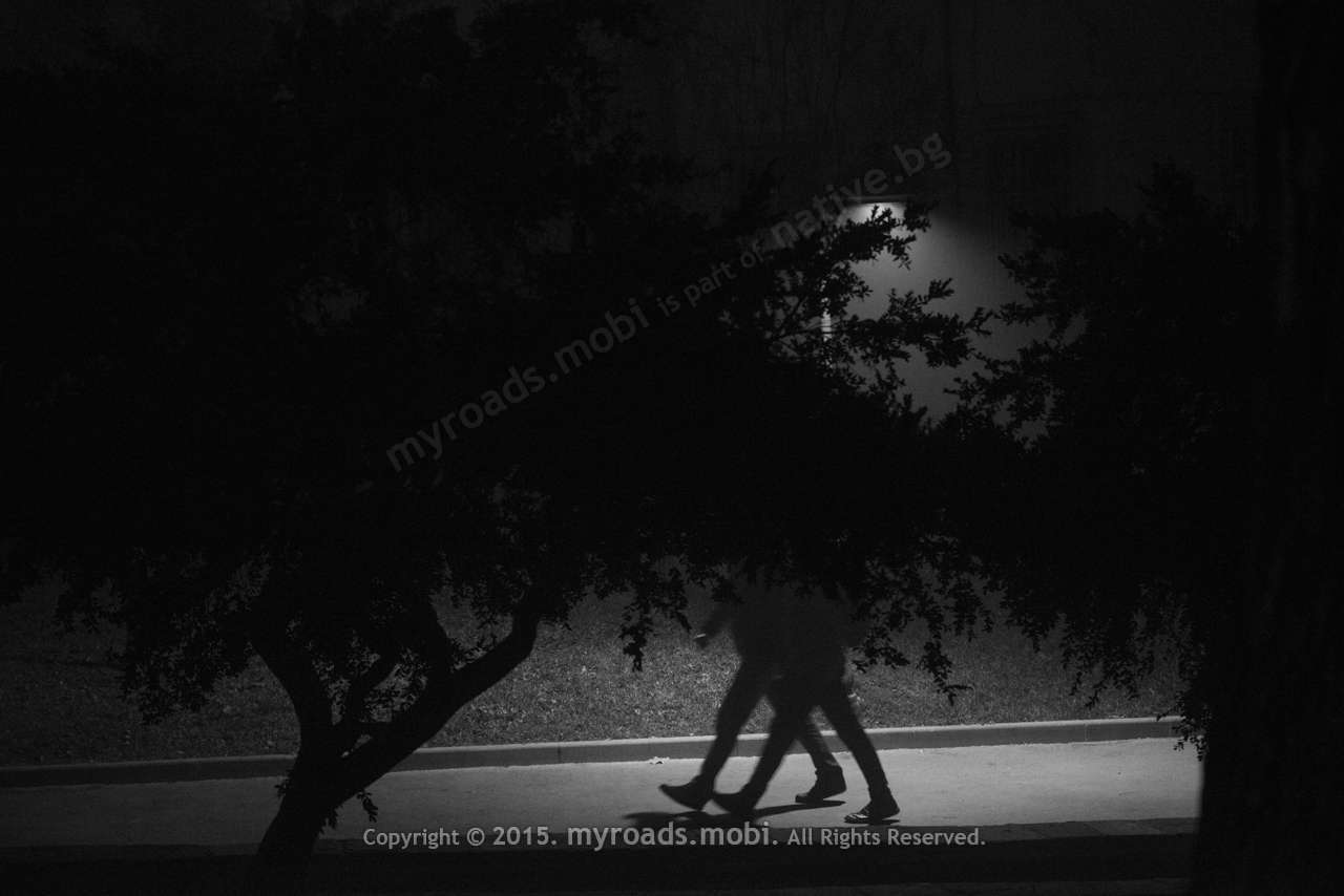 Монолог в мъглата – фотогалерия