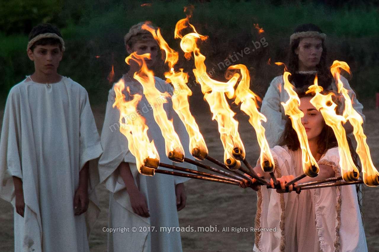 """И аз бях там – 8 000 години назад във времето с фестивала за древни култури """"Слънцето на Тодорка"""" 2018!"""