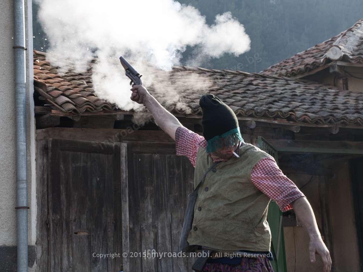 На Сирни Заговезни в Турия – родното място на Чудомир