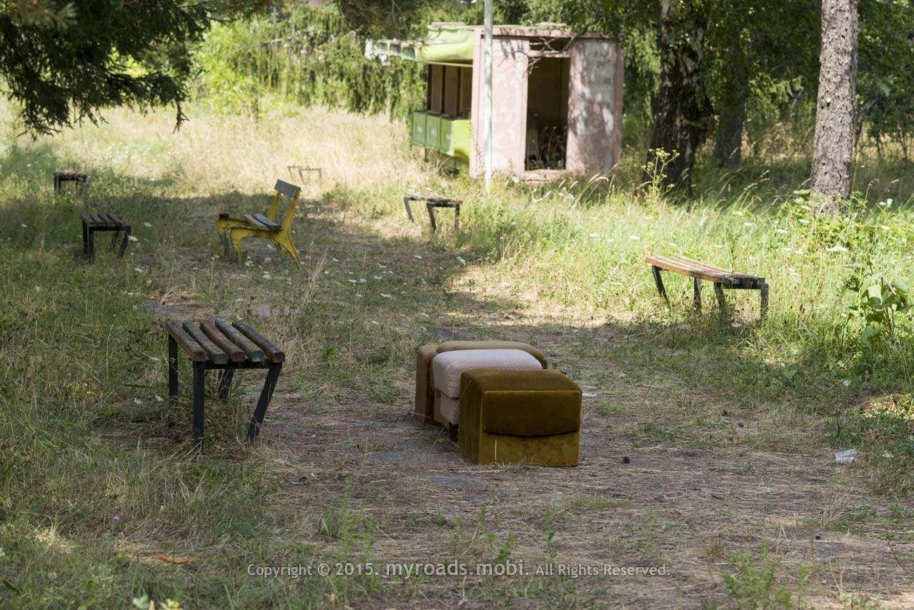 село Видима – детство мое, на ръст едноетажно