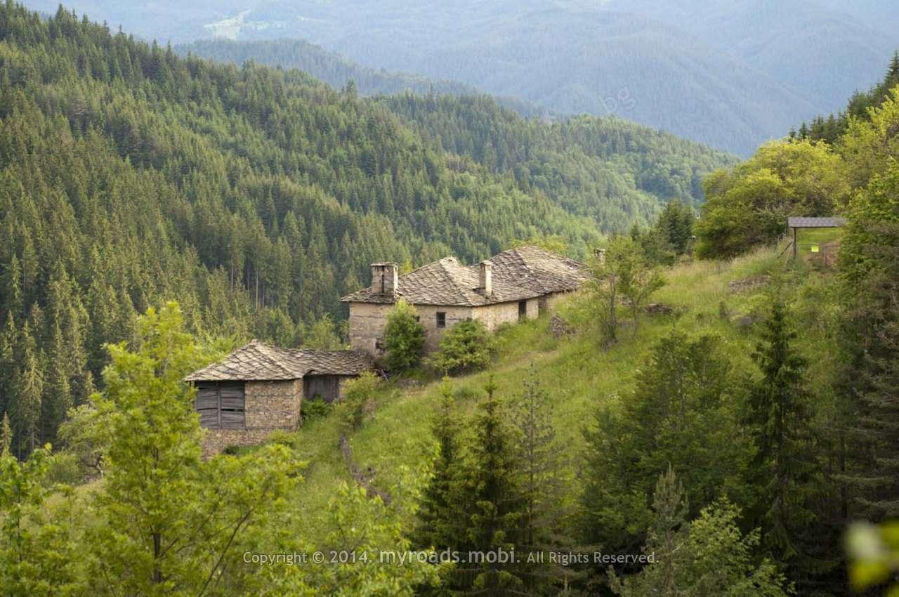 Село Върбово – късче див рай в Родопите
